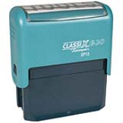 Classix Ep13 ECO-Green Self Inking Stamp