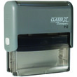"Classix P12 Self Inking Stamp 5/8"" x 2-5/16"""