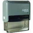 "Classix P13 Self Inking Stamp 1"" X 2-1/2"""