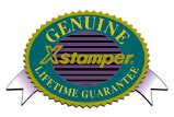 xstamper guarantee