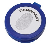 5661 - Thumbprint Pad - Semi-Inkless